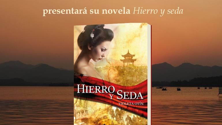 Presentación Hierro y seda, A Coruña
