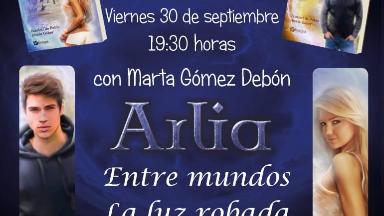 Presentación Alexia Goher, Valencia
