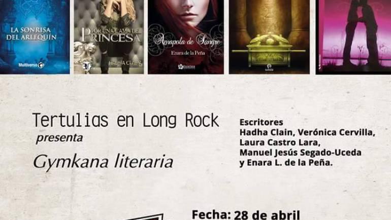 Gymkana literaria en Jaén
