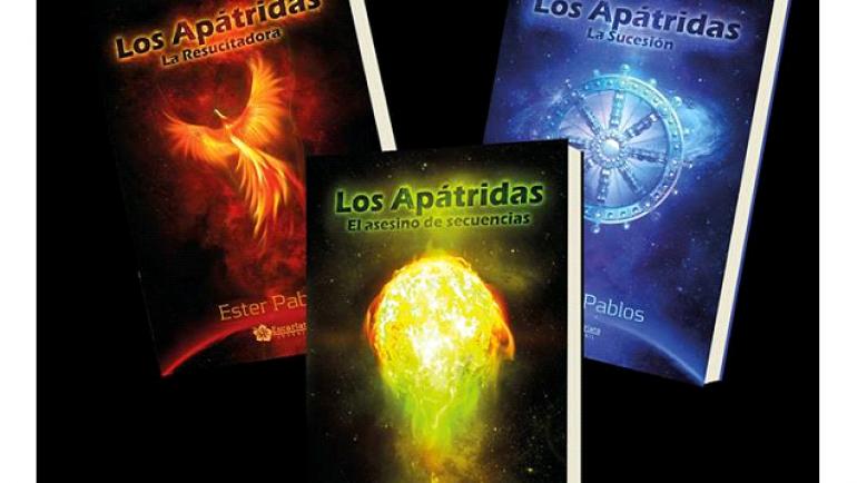 Presentación trilogía Los Apátridas, Portugalete
