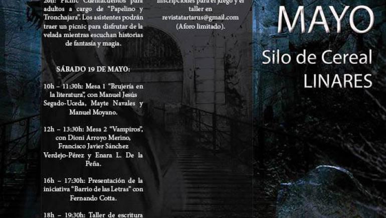 Festival de literatura fantástica Tártarus, Linares